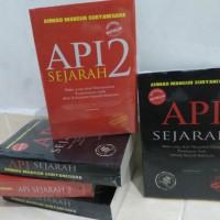Buku Api Sejarah 1 Paket (1&2) Rp. 90.000