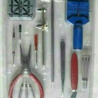 Alat Servis Jam Tangan Praktis / Tool Kit Set Servis Jam Tangan