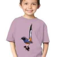 harga Kaos 3d Elengant Murah Kids Burung Murai Batu Ungu Muda Ungu Tua Tokopedia.com