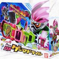 harga DX Gamer Driver (JPN) Henshin Belt Masked Kamen Rider EX-AID Gashat Tokopedia.com