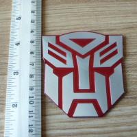 Sticker Emblem Mobil transformers Aloy Type 2