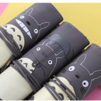 Tas Pencil Bag TPU TOTORO K54211