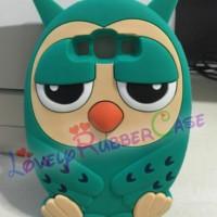 harga Casing Owl Burung Hantu Hijau Samsung A5 E5 J5 lucu cute case silicone Tokopedia.com