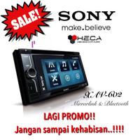 Sony XAV-602BT Tape Mobil XAV602BT Double Din XAV 602 BT Head Unit BES