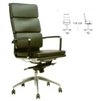 kursi kantor subaru rangka besi modern ,minimalis design dan kuat