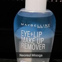 MAYBELLINE EYE + LIP MAKE UP REMOVER 70 ML