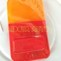 Harga mika lampu stop taruna merah orange 1set | DEMO GRABTAG