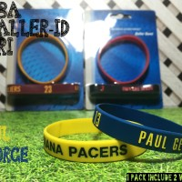 PAUL GEORGE #13 NBA BALLER ID ORI BAND BANDS BASKETBALL WRISTBAND NIKE