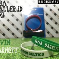 KEVIN GARNETT #7 NBA BALLER ID ORI BAND BASKET MURAH WRISTBAND NIKE