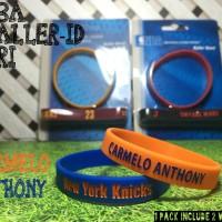 CARMELO ANTHONY NBA BALLER ID ORI BAND BANDS BASKETBALL WRISTBAND NIKE
