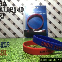CHRIS PAUL #3 NBA BALLER ID ORI BAND BANDS BASKETBALL WRISTBAND NIKE