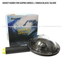 Jual SHOOT DOME FOR GOPRO HERO3+/ HERO4 BLACK/ SILVER - ORIGINAL Murah