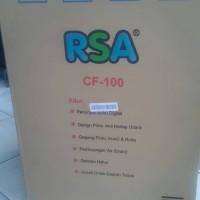 FREEZER RSA CF 100 CHEST FREEZER 100L