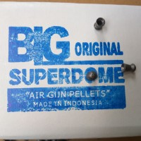 harga Grosir Mimis / Peluru BIG Original 5,5 5.5 Model SUPERDOME Murah Tokopedia.com