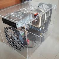 Prodigy Acrylic Case Custom Micro Atx