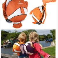 Little Life Nemo Backpack With Safety Reins
