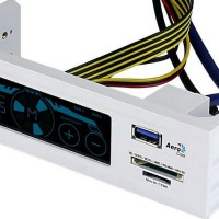 harga Fan Controller Panel Aerocool Cool Touch-r White Edition Tokopedia.com
