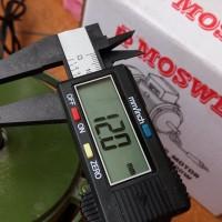 Digital caliper jangka sorong alat ukur sigmat sketmat digital 150mm