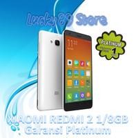 XIAOMI REDMI 2 4G LTE (1GB/8GB) GARANSI DISTRIBUTOR 1 TAHUN