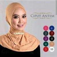 inner hijab,antem polos,antem konde,antem pet