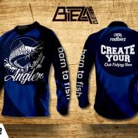 jersey mancing custom desain bebas
