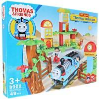 Babymix - Mainan Bayi Anak - Thomas Train set