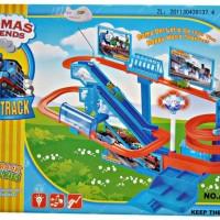 Babymix - Mainan Bayi Anak - Thomas Racing Track