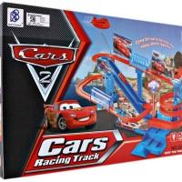 Babymix - Mainan Bayi Anak - Cars Racing Track
