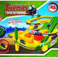 Babymix - Mainan Bayi Anak - Thomas Super MotorDrome