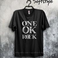 harga Baju Pakaian Gildan Kaos Band Jepang One Ok Rock Logo 3 Tokopedia.com