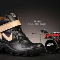 harga Sepatu Boot Pria Nike Spider Made In Vetnam Asli Import Tokopedia.com