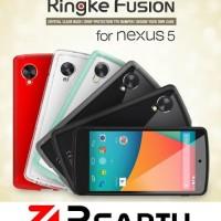 Ringke Fusion LG Nexus 5 - Black