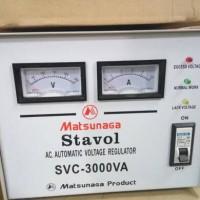 harga STAVOL STABILIZER MATSUNAGA 3000 WT Tokopedia.com
