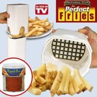 Jual alat pemotong kentang buah stick dadu korek api manual praktis murah Murah