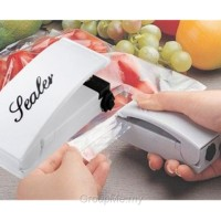 Jual Hand Sealer Kotak mini bungkus perekat press snack kue dapur lem top Murah