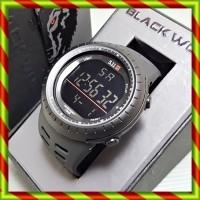 511 Black Wolf Paket   Jam Tangan Sport Pria Suunto Digitec G-Shock