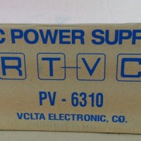 harga Power Supply Rtvc 60a, Model Pv-6310. Tokopedia.com