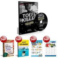 harga Buku TOEFL Killer + 4 Bonus (Buy 1 get 5) (PROMO SPECIAL END YEAR) Tokopedia.com