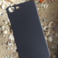 Hardcase Case Oppo R5 Dan R5s Hitam Polos Casing Hp Plastik Keras