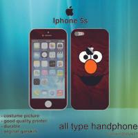 Garskin hp - Iphone 5s ( Elmo red wallpaper )