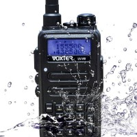 Harga radio ht voxter uv w8 dual band waterproof ip66 murah | antitipu.com