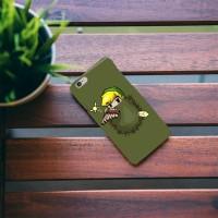 Zelda in Pocket Saku ipad Iphone Samsung Case Custom Casing Xiaomi BB