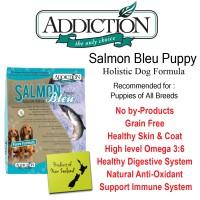 ADDICTION SALMON BLEU PUPPY 1,8KG MAKANAN ANJING DOG FOOD PET FOOD