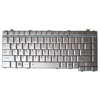 Keyboard Toshiba Satellite A200 A300 M300 (silver)
