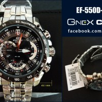 Casio Edifice EF 550D 1AV