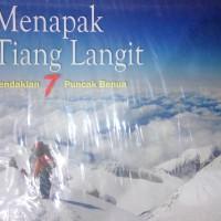 Pendakian 7 Puncak: Menapak Tiang Langit - Pucuk Es di Ujung Dunia