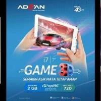 harga TABLET ADVAN VANDROID i7 4G LTE 8GB RAM 2GB || NEW GARANSI 1 TAHUN Tokopedia.com