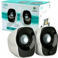 Speaker laptop/pc/komputer logitech Z120 Original-ori USB