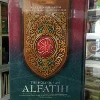 Alquran Al Fatih besar (A4), Al-Quran Tajwid Terjemah Per Kata Alfatih
