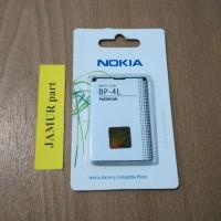 Baterai Nokia Bp4l 99% (e63/e71/e75/n78/e90)